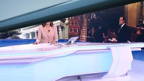 Telediario - 21 horas - 14/03/18