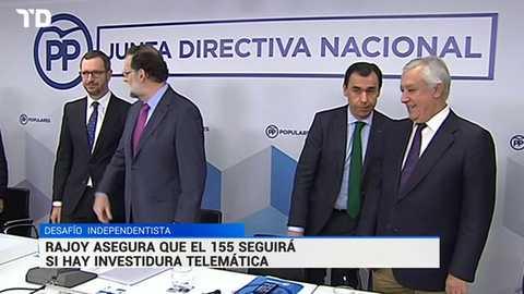 Telediario - 21 horas - 15/01/18