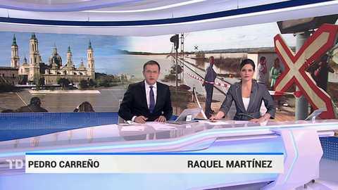 Telediario - 21 horas - 15/04/18
