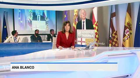 Telediario - 21 horas - 16/01/18