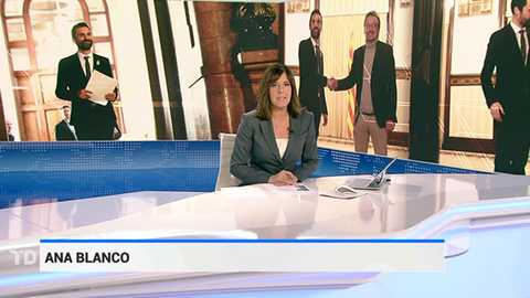Telediario - 21 horas - 18/01/18