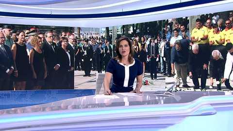 Telediario - 21 horas - 18/08/18