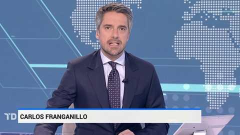Telediario - 21 horas - 18/10/18