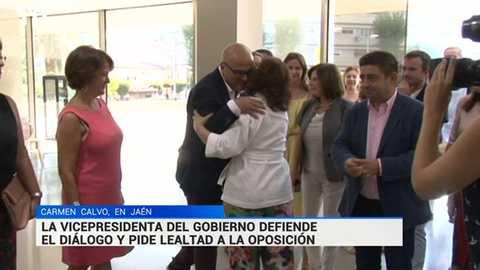 Telediario - 21 horas - 19/08/18
