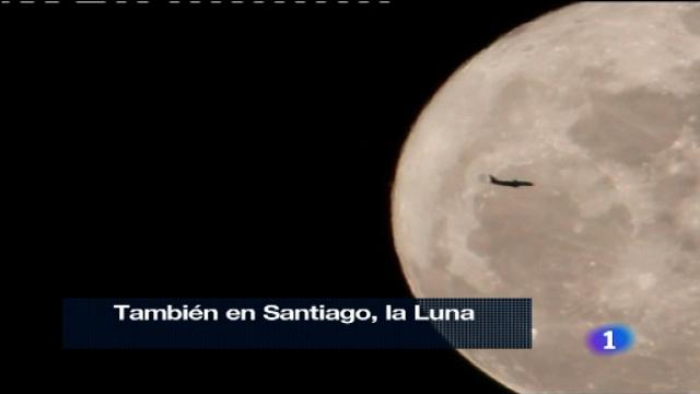 Telediario - 21 horas - 20/03/11