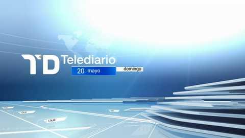 Telediario - 21 horas - 20/05/18