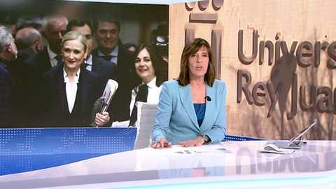 Telediario - 21 horas - 21/03/18