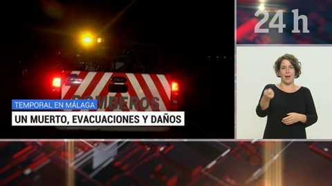Telediario - 21 horas - 21/10/18 - Lengua de signos