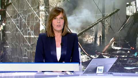 Telediario - 21 horas - 23/05/18