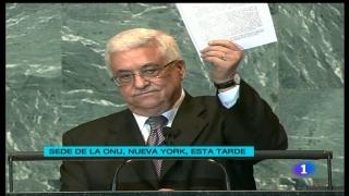 Telediario - 21 horas - 23/09/11