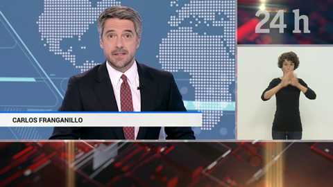 Telediario - 21 horas - 23/10/18 - Lengua de signos
