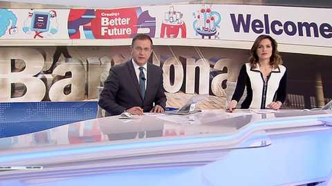 Telediario - 21 horas - 24/02/18