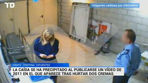 Telediario - 21 horas - 25/04/18