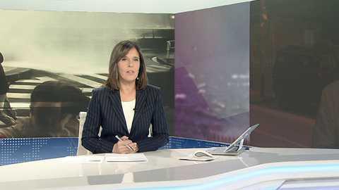 Telediario - 21 horas - 27/12/17