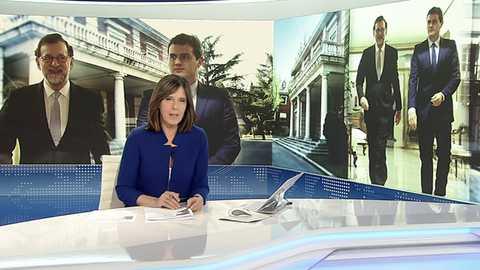 Telediario - 21 horas - 28/12/17
