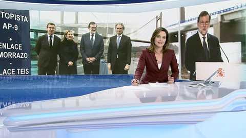 Telediario - 21 horas - 30/12/17