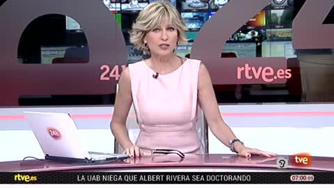 Telediario matinal en cuatro minutos - 16/09/18