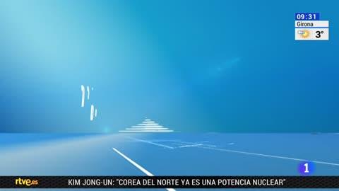 Telediario - 8 horas - 02/01/18