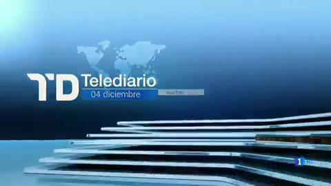 Telediario - 8 horas - 04/12/18