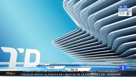 Telediario - 8 horas - 07/02/18