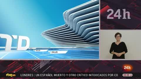 Telediario - 8 horas - 07/03/18 - Lengua de signos