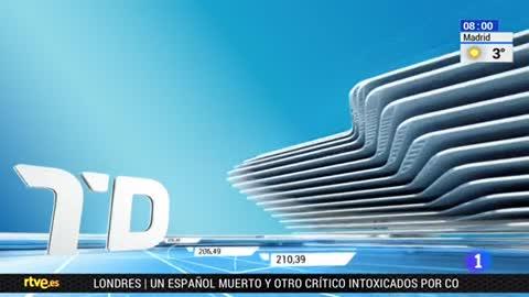 Telediario - 8 horas - 07/03/18