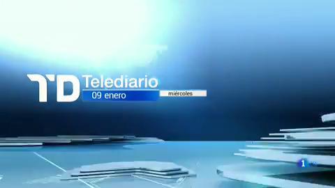 Telediario - 8 horas - 09/01/19