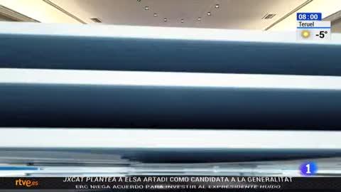 Telediario - 8 horas - 09/02/18