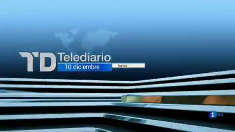 Telediario - 8 horas - 10/12/18