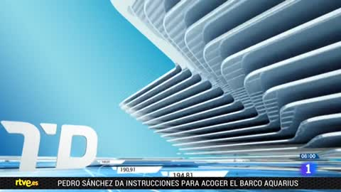 Telediario - 8 horas - 11/06/18