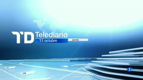 Telediario - 8 horas - 11/10/18