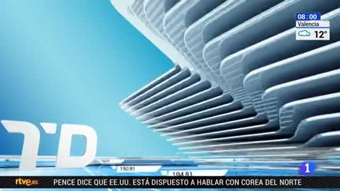 Telediario - 8 horas - 12/02/18