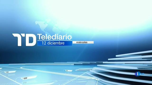 Telediario - 8 horas - 12/12/18