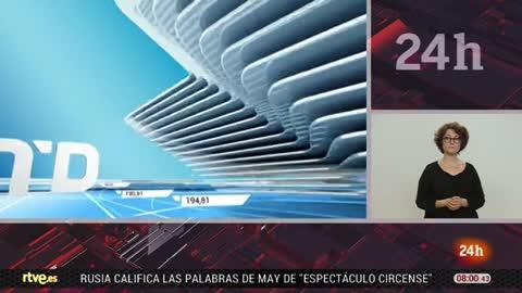 Telediario - 8 horas - 13/03/18 - Lengua de signos