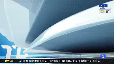 Telediario - 8 horas - 13/12/17