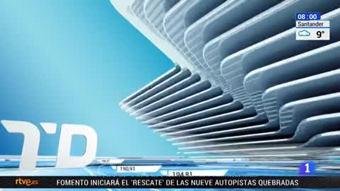 Telediario - 8 horas - 14/02/18