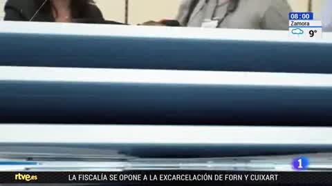 Telediario - 8 horas - 14/03/18