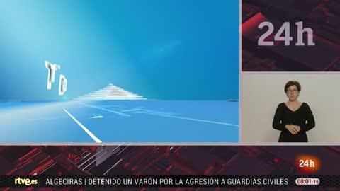 Telediario - 8 horas - 14/05/18 - Lengua de signos