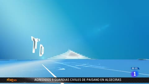 Telediario - 8 horas - 14/05/18