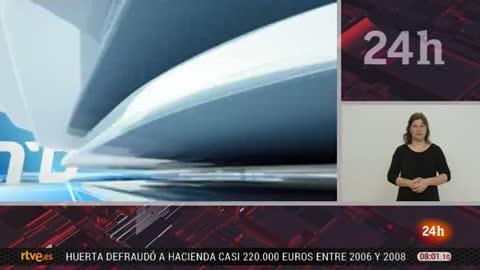 Telediario - 8 horas - 14/06/18 - Lengua de signos
