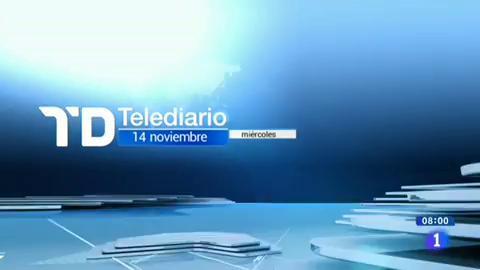 Telediario - 8 horas - 14/11/18
