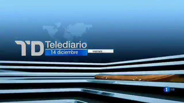Telediario - 8 horas - 14/12/18
