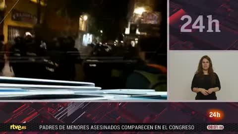 Telediario - 8 horas - 16/03/18 - Lengua de signos