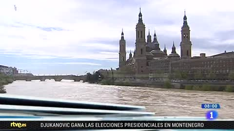 Telediario - 8 horas - 16/04/18