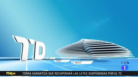 Telediario - 8 horas - 16/05/18