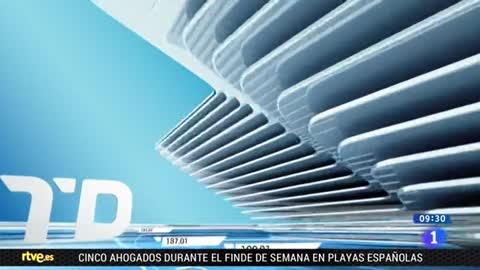Telediario - 8 horas - 16/07/18