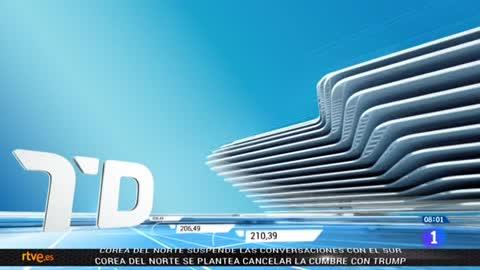 Telediario - 8 horas - 17/05/18