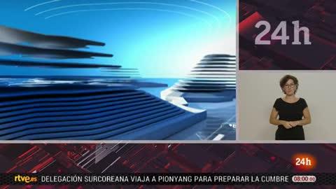 Telediario - 8 horas - 17/09/18 - Lengua de signos