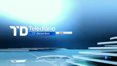 Telediario - 8 horas - 17/12/18