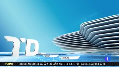 Telediario - 8 horas - 18/05/18
